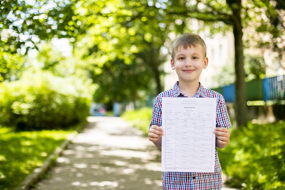 Damián – chlapec, ktorý ma ze sebou 1. ročník