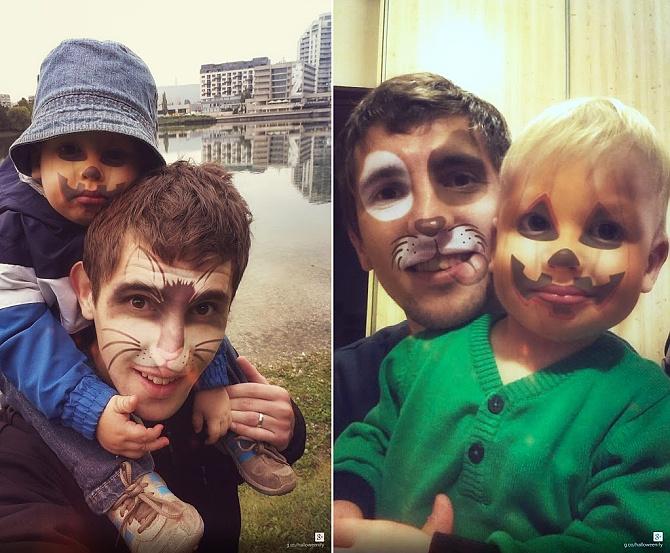 Vyskúšali sme Halloweensky efekt